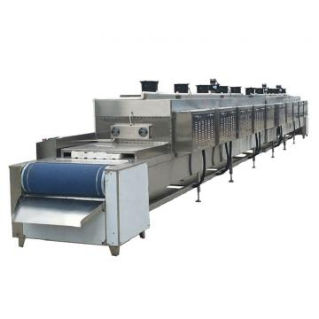Customized Stainless Steel Microwave Mesh Belt Drying Dryer Machine with Sterilization for Food/Fruit/Vegetable/Chemical/Health Care Products