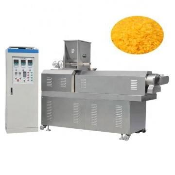 Factroy Price Wheat Maize Corn Rice Flour Puffed Snack Food Extruder Making Production Machinery