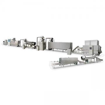 Breakfast Cereal Snack Food Extrusion Production Line/High Reflective Chocos Breakfast Cereal Production Line