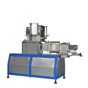 Puff Corn Rice Twin Screw Snack Food Extruder Machine Maize Snacks Production Line Nutritional Rice Powder Plant From China Factory