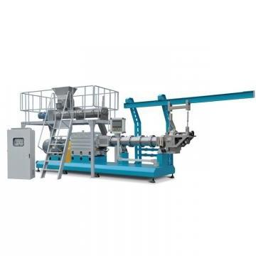 Fully Automatic Corn Flakes Cereals Snacks Machine Production Line