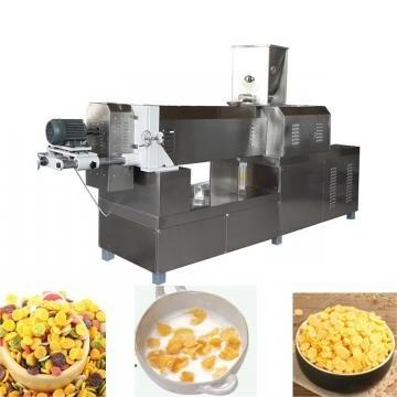 Puffed Cereal Breakfast Machine Corn Flakes Production Line