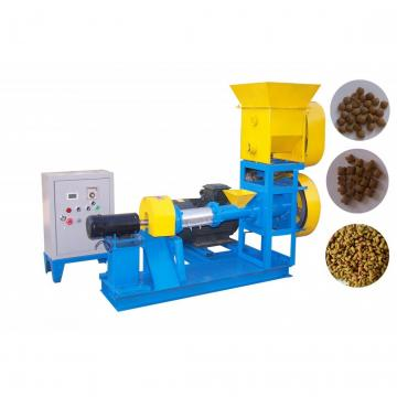 Fully Automatic Dog Food Manufacturing Machinery