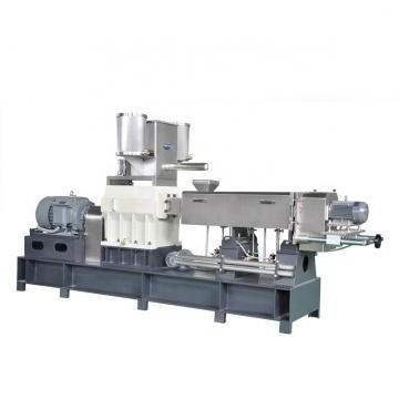 Dog Chews Processing Machinery Dog Chewing Food Line