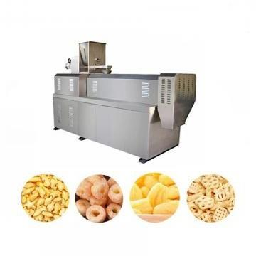 Ce Certificate Automatically Twin Screw Extruder Corn Puffing/Puffed Food Snacks Making Production Machine with Low Price
