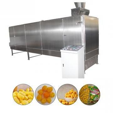 Puffed Corn Snack Food Extruder Machine Puffed Corn Snacks Making Equipment Expanded Puff Food Manufacture Line