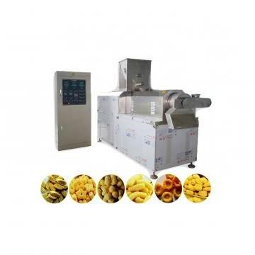 Automatic Breakfast Cereal Snack Food Extrusion Production Line/Quality Puffed Corn Flakes Making Machinery