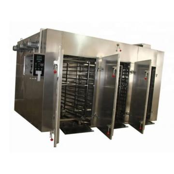 Large-Scale Commercial Stainless Steel Fruit Parallel Drying Machine Food Processor Suitable for Fruit Processing Plants