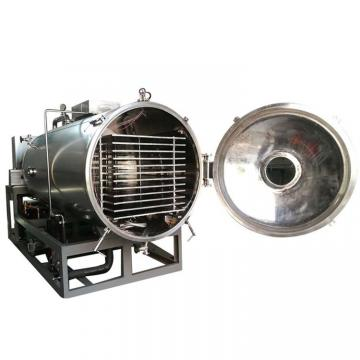Food Industrial Commercial Vacuum Lyophilization Freeze Drying Machine