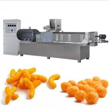 Vffs Puffed Food Packing Machine Without Material Elevator 420A