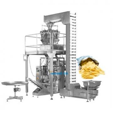 Rotary Preformed Stand up Zipper Pouch Filling Packing Machine for Puffed Food Potato Chips
