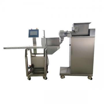 China Chocolate Processing and Refiner Equipment