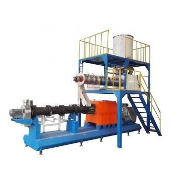 Stainless Steel Fully Automatic Big Output Dog Biscuits Machine for Factory