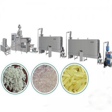 Roasted Cheese Flavor Rice Bites Production Machine