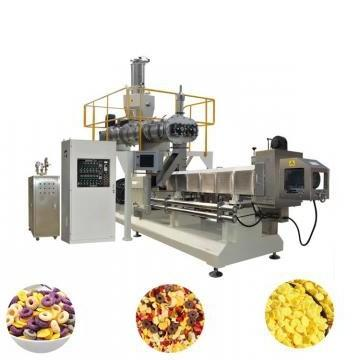 Fully Automatic Industrial Cereals Corn Flakes Machine
