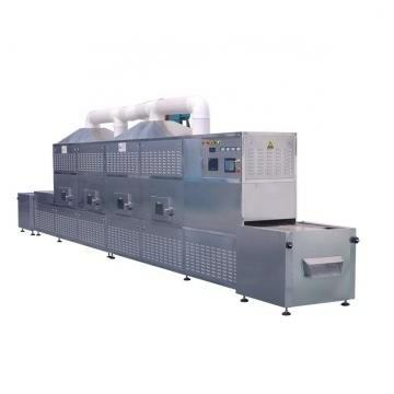 High Quality Stainless Steel Microwave Vacuum Chemical Drying Dryer Oven
