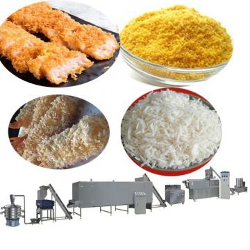 2019 New Product Automatic Bread Crumbs Pankos Making Machine