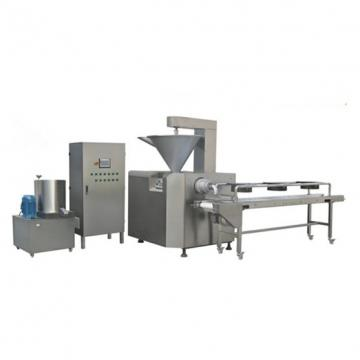 """Small Cereal Bar /Protein Bar making machine for """"Fitness Musli"""" Type- Fruit Bar Cutting and Forming"""