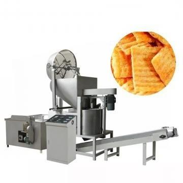 Oishi Chocolated Filled Corn Puffs Crisp Cereals Cracker Production Machine Supplier