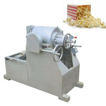 Automatic Puff Cereals Production Line Food Making Machine