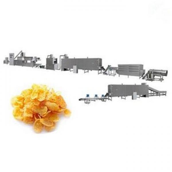 Breakfast Cereal Snack Food Extrusion Production Line/High Reflective Chocos Breakfast Cereal Production Line #1 image