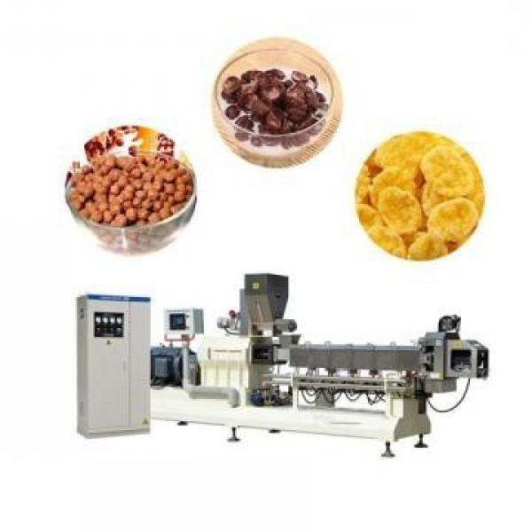Automatic Corn Oat Flakes Breakfast Cereals Production Line #3 image
