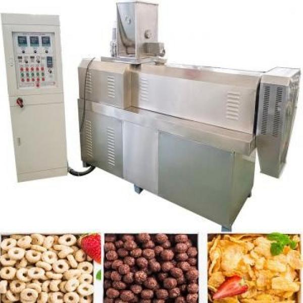 Factory Price Automatic Popcorn Flakes Packing Machine for Packing Sweet Corn Kernels Either #1 image
