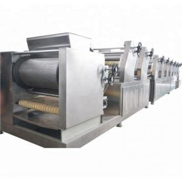 Automatic Noodle Making Machine Small Instant Noodle Production Line Fried Instant Noodle Making Machine Noodles Manufacturing Machine #1 image
