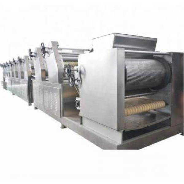 Automatic Noodle Making Machine Small Instant Noodle Production Line Fried Instant Noodle Making Machine Noodles Manufacturing Machine #2 image